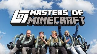 MASTERS OF MINECRAFT | TRAILER
