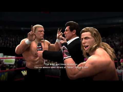 WWE 13 Attitude Era Mode - Rise Of DX Part 6 - Triple H vs Undertaker