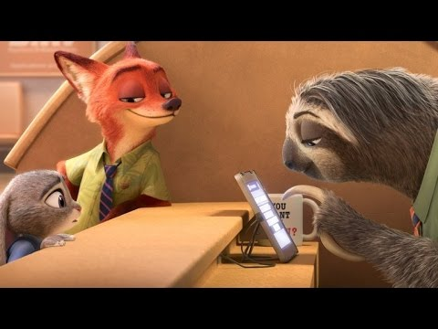ZOOTOPIA-- From Storyboard to Screen (DMV)