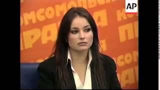 Мисс Вселенная Оксана Фёдорова(, 2015-08-22T11:01:45.000Z)