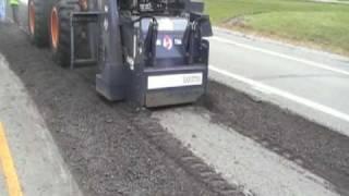 Video still for Zanetis RoadHog RH40140 Cutting Depth