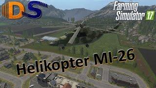 "[""Modvorstellung"", ""LS17"", ""FS17"", ""Landwirtschafts Simulator"", ""Hubschrauber"", ""Helikopter"", ""Heli"", ""Chopper"", ""MI26"", ""russisch"", ""Militär"", ""Farming Simuator 17"", ""Farming"", ""Flug""]"