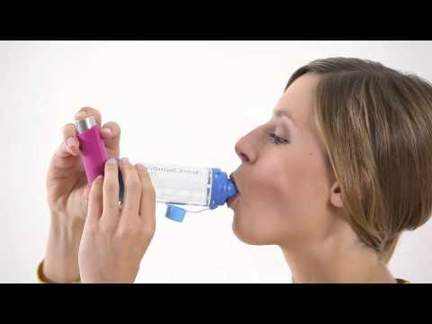 Inhalierhilfe AeroChamber®