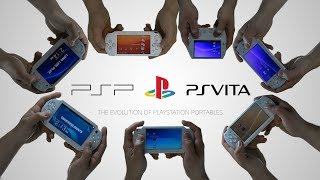 The Ultimate PlayStation Handheld Comparison