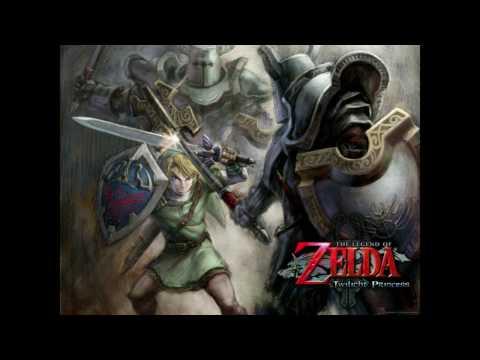 Legend of Zelda(metal cover)