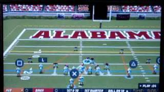 NCAA Football 10 Sony PSP