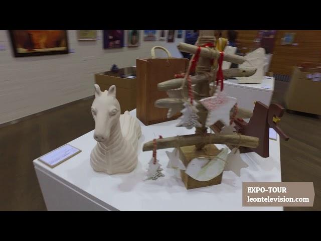 Exposición Fin de Curso del Centro de los Oficios y el Taller Municipal de Artes Plásticas