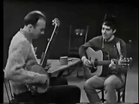 Pete Seeger & Ramblin' Jack Elliott - Mule Skinner Blues