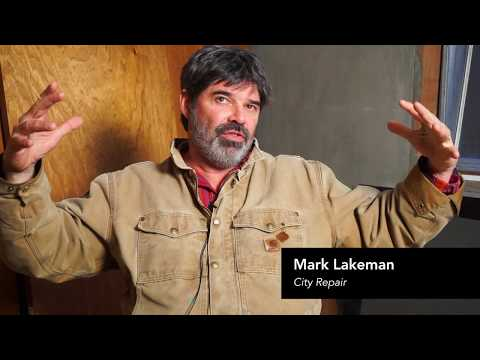 Changing Laws & Regulations with Social Permaculture in Urban Spaces with Mark Lakeman, City Repair
