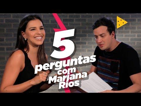 MARIANA RIOS REVELA SE O RESULTADO DE POPSTAR FOI JUSTO