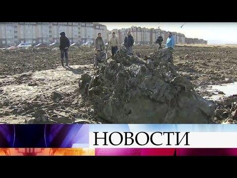 В Петербурге обнаружили истребитель МиГ-3 времен Великой Отечественной войны.