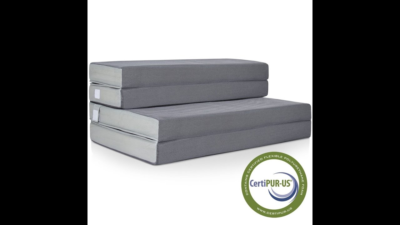 Best Choice Products Folding Portable Mattress Sky2758