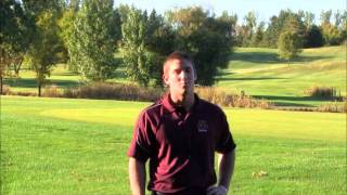 Golf and Turf Management at the University of Minnesota, Crookston - Ben Packer