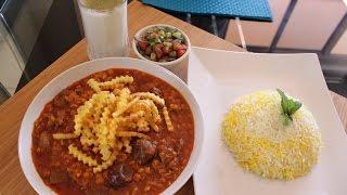 Khoresht Ghaymeh or Gheimeh | Meat and Split Yellow Peas Stew | خورش قیمه | Persian Cuisine