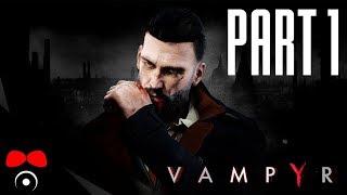 HODINOVÝ OTVÍRÁK! | Vampyr #1