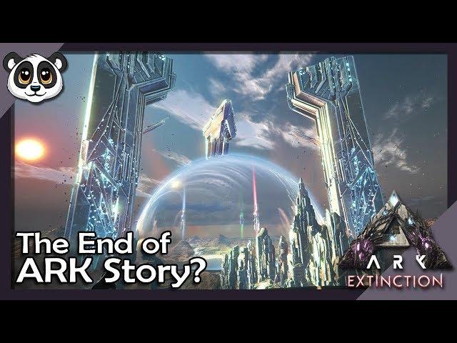 ark extinction story