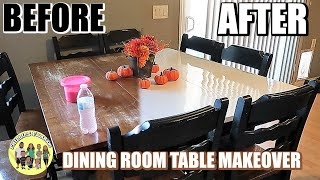 Dining Room Makeover Farmhouse