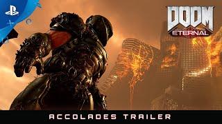 DOOM Eternal - Accolades Trailer | PS4