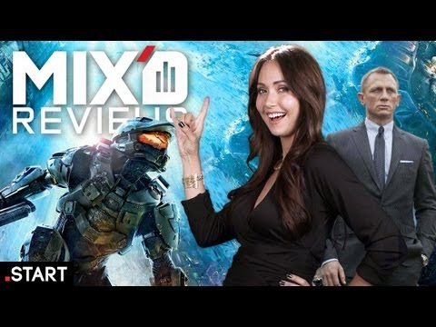 halo-4's-master-chief-plus-skyfall's-james-bond-equals-awesome-weekend!---mix'd-reviews