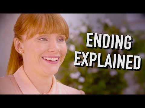 The Ending Of Nosedive Explained | Black Mirror Season 3 Explained