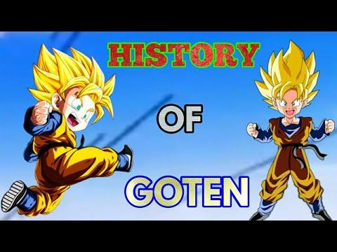 History of GOTEN!! IN Hindi !!