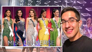 Miss Universo 2020: TOP 21 FINAL
