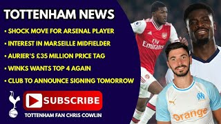 TOTTENHAM NEWS: Shock Move for Arsenal Player? £35M Wanted for Aurier, Interest in Marseille Star