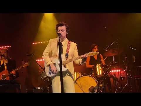 Golden Harry Styles secret show London Electric Ballroom 19th December 2019 - full song