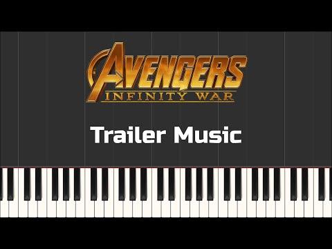Avengers - Infinity War Trailer (Piano Arrangement) - FREE Sheet Music