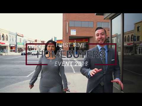 first-time-home-buyers-event---gino-spagnuolo-&-miriam-gobran---vendetta-media-group