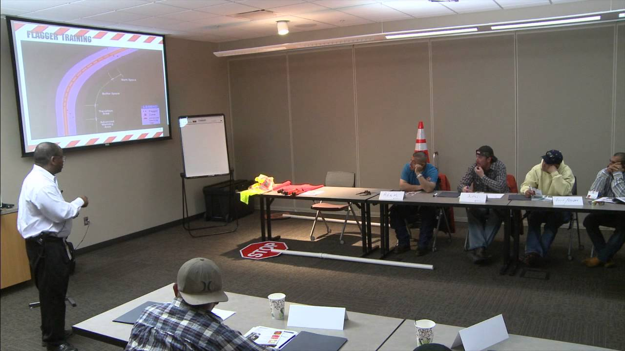 Odot Dbe Flagging Class Part 1 Youtube