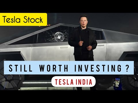 Tesla Stock | Tesla India | is it worth Investing ?