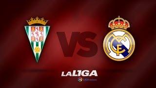 Resumen de Córdoba CF (2-0) Real Madrid Castilla - HD