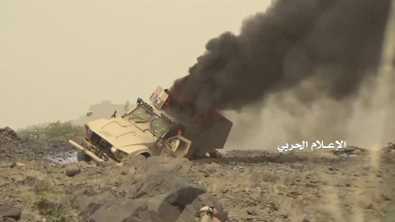 Yemeni forces defeated attack of Saudi mercenaries in Yemen's Hajja
