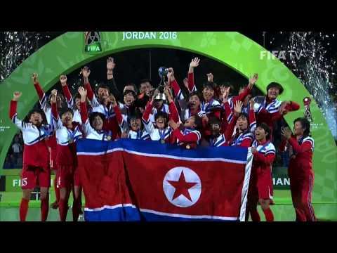 Match 32: Korea DPR v Japan  FIFA Women's U17 World Cup Jordan 2016