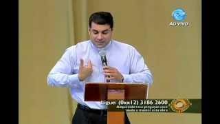 Pe. Crystian - Sinais da presença de Jesus em nossa casa - 29/03/12