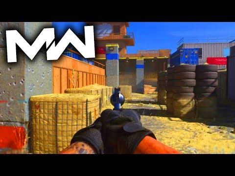 El Perfecto Cambio De Call Of Duty Modern Warfare