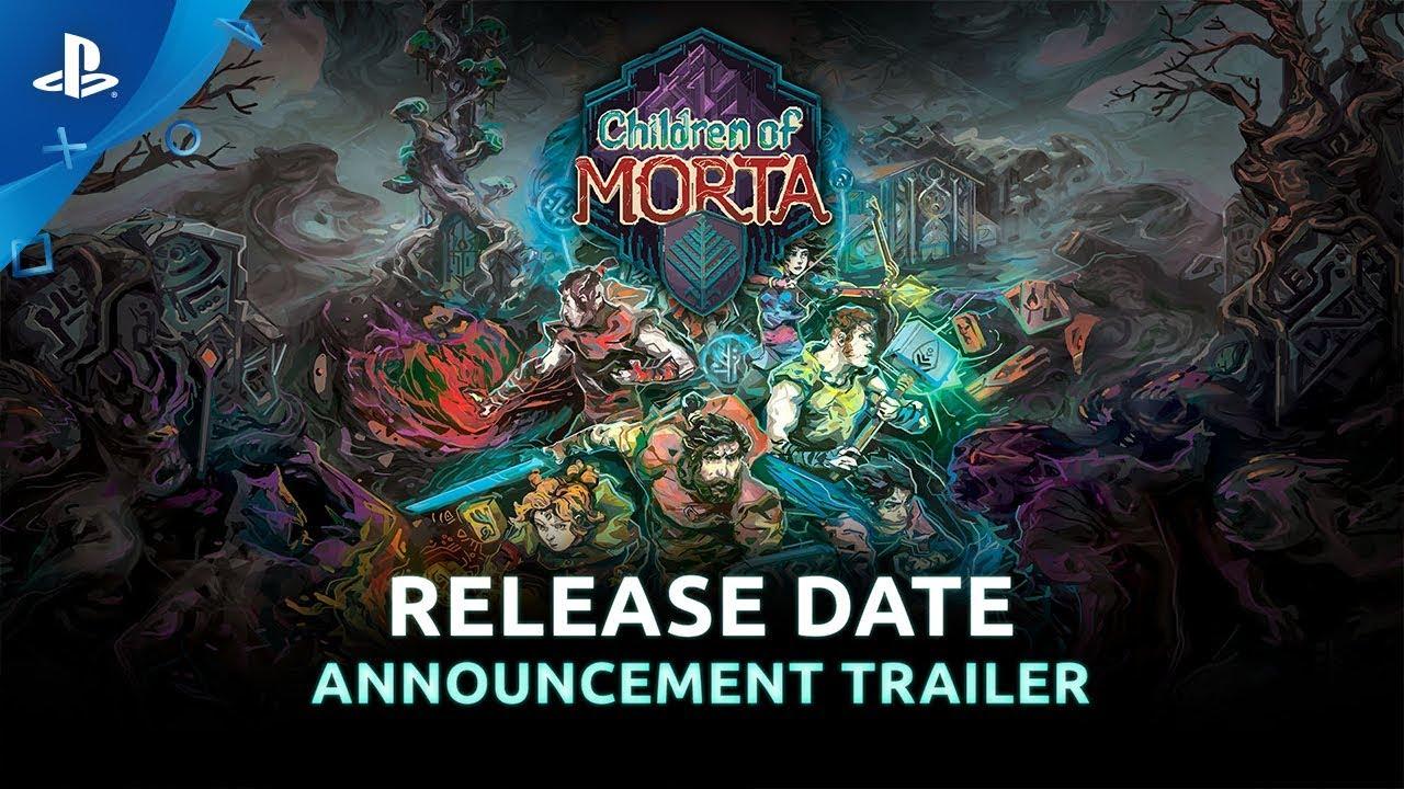 Children of Morta | Release date Announcement Trailer | PS4