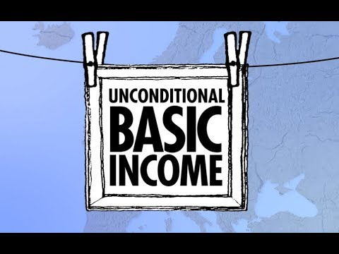 Basic Income - Utopia, now? A radical rethinking of work, wealth and freedom