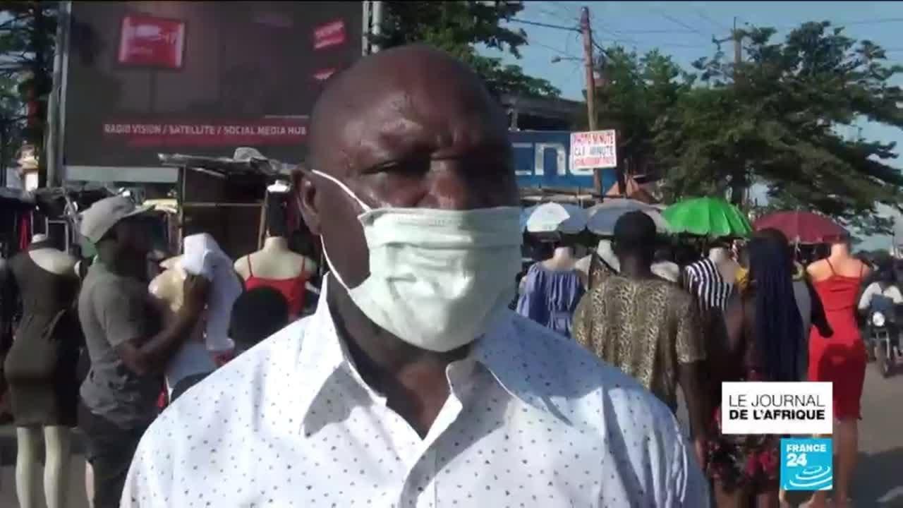 """Covid-19 au Cameroun : à Douala, des habitants déplorent un """"relâchement"""""""