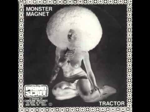 Monster Magnet - Tractor (1990) w/lyrics