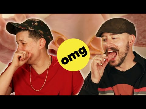 People Learn Gross Facts About Deli Meats While Eating Them