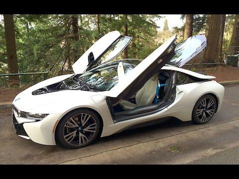 BMW i8 Launch Control 0-60 MPH