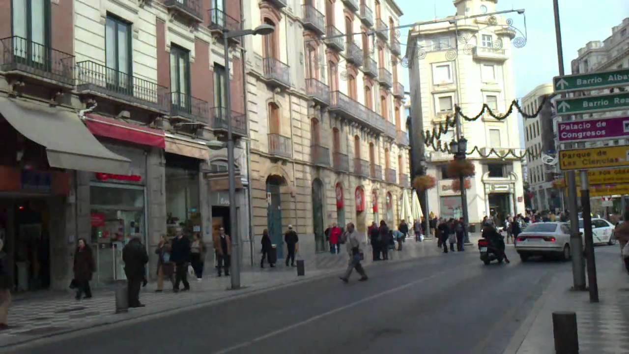 Caixabank calle recogidas granada