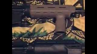 Magpul&AB Arms Side By Side Look