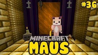 DIESES GEHEIME PORTAL FÜHRT UNS ZU ... ??? ✿ Minecraft MAUS #36