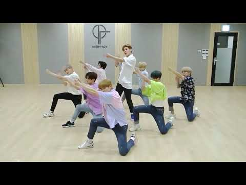 開始Youtube練舞:Your Gravity-UP10TION | 個人自學MV