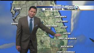 South Florida Wednesday morning forecast (1/18/17)