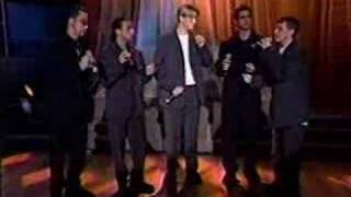 Backstreet Boys - Who Do You Love