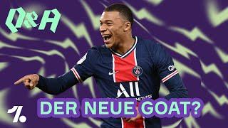Wird Mbappé besser als Messi und Ronaldo? Nagelsmann niemals Bayern-Trainer? OneFootball Q&A